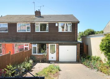 Thumbnail 3 bed semi-detached house for sale in Stanley Road, Mapperley, Nottingham