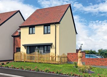 "Thumbnail 4 bed detached house for sale in ""The Brunel"" at Tillhouse Road, Cranbrook, Exeter"