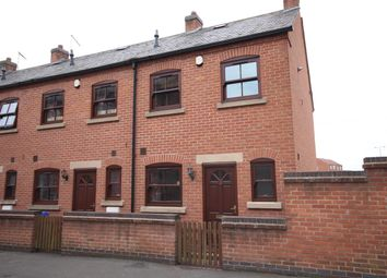 Thumbnail 2 bedroom town house for sale in Hallcroft Road, Ilkeston