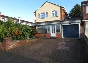Thumbnail 3 bed detached house to rent in Meadow Drive, Credenhill, Hereford