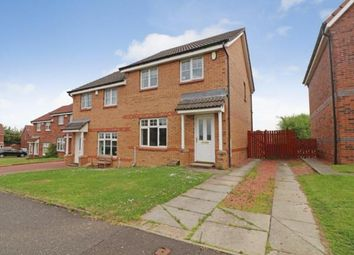 Thumbnail 3 bed semi-detached house for sale in Macfarlane Crescent, Cambuslang, Glasgow, South Lanarkshire