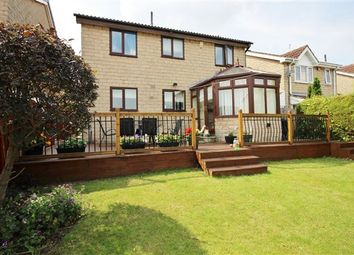 Thumbnail 4 bedroom detached house for sale in Martin Close, Aughton, Sheffield