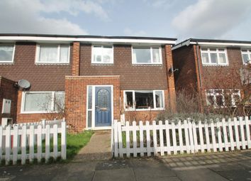 Thumbnail 3 bed terraced house for sale in Copper Beech Close, Ilford