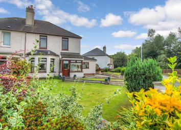 Thumbnail Semi-detached house for sale in Strathord Street, Glasgow