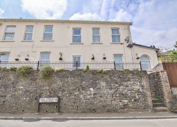 Thumbnail 4 bed end terrace house for sale in Noel Terrace, Aberfan, Merthyr Tydfil