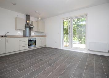 Thumbnail 1 bed flat to rent in Lattice Court, Leonara Walk, Campbell Park, Milton Keynes