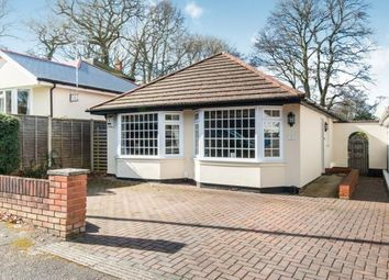 Thumbnail 3 bedroom bungalow for sale in Mon Crescent, Southampton