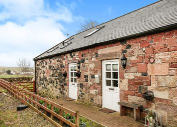 Thumbnail 3 bed terraced house for sale in Buttknowe, Kirkconnel, Sanquhar