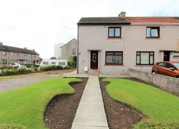 Thumbnail 2 bed end terrace house for sale in Bellfield Road, Aberdeen