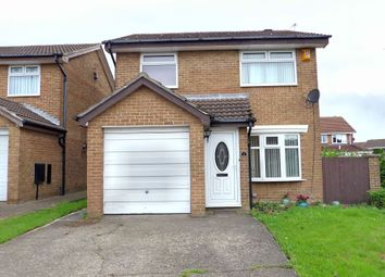 Thumbnail 3 bed detached house to rent in Dykelands Way, South Shields