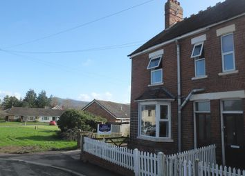 Thumbnail 3 bed end terrace house for sale in 1 Railway Terrace, Walwyn Road, Colwall, Malvern, Herefordshire