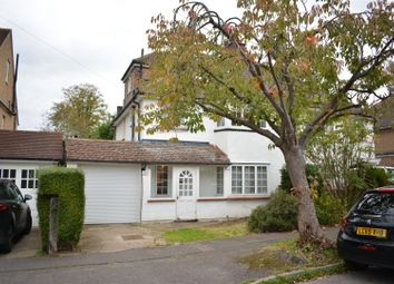 Thumbnail 4 bed semi-detached house for sale in Albert Road, Epsom
