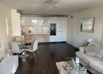 Thumbnail 1 bed flat for sale in Larch Place, Romford