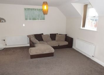 Thumbnail 2 bedroom flat to rent in Appledore Road, Bedford
