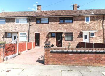 Thumbnail 3 bed terraced house for sale in Pershore Road, Kirkby, Liverpool