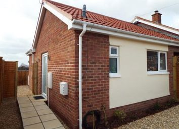 Thumbnail 2 bed bungalow for sale in Broad Close, Wells