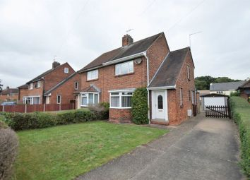 Thumbnail 2 bed semi-detached house for sale in Constable Avenue, Lincoln
