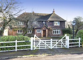 Thumbnail 5 bed detached house for sale in Winkhurst Green, Ide Hill, Sevenoaks, Kent