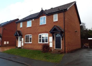 Thumbnail 3 bed semi-detached house for sale in Richmond Gardens, Chirk, Wrexham, Wrecsam