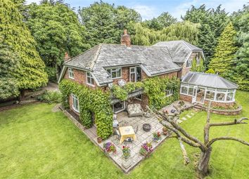 Thumbnail 4 bed detached house for sale in Hagnaby, Spilsby