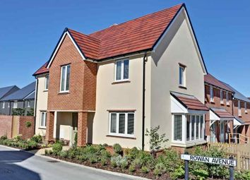Thumbnail 3 bed semi-detached house for sale in Rowan Avenue, Basingstoke