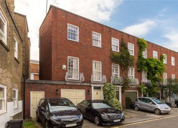 Thumbnail 4 bed end terrace house for sale in Kelso Place, Kensington, London