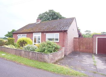Thumbnail 2 bed detached bungalow for sale in High Woodbank, Brisco, Carlisle, Cumbria