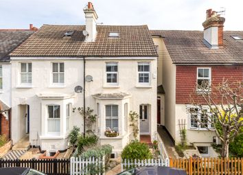 Thumbnail 4 bed semi-detached house for sale in Lesbourne Road, Reigate, Surrey