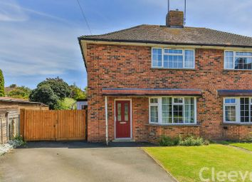 Thumbnail 3 bed semi-detached house for sale in Deansway, Bishops Cleeve, Cheltenham