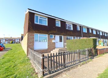 3 bed end terrace house for sale in Appledore Close, Eastbourne, East Sussex BN23