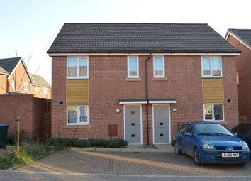 Thumbnail 3 bed semi-detached house to rent in Kite Drive, Spirit Quarters, Coventry