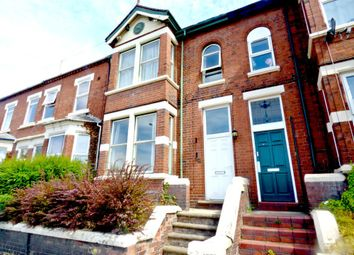 Thumbnail 4 bedroom town house to rent in London Road, Newcastle, Stoke-On-Trent