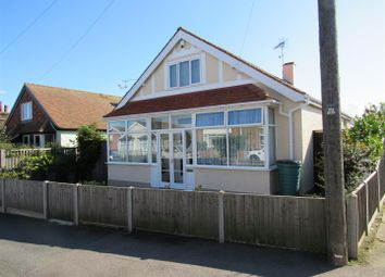 Thumbnail 3 bed detached bungalow for sale in Grand Drive, Herne Bay
