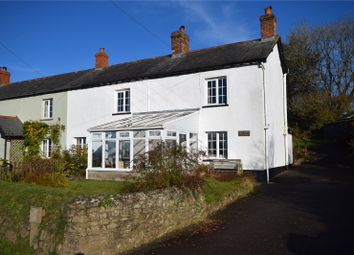 Thumbnail 2 bed semi-detached house for sale in Ebberley, Torrington