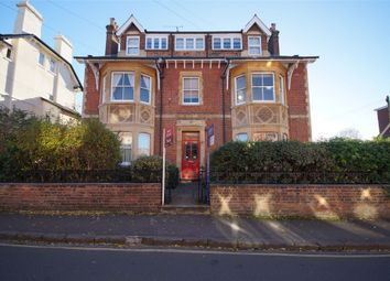 Thumbnail 2 bedroom flat for sale in Milman Road, Reading, Berkshire