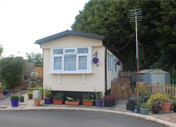 Thumbnail 1 bed mobile/park home for sale in Potters Hill, Felton, Bristol