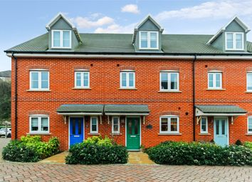 Thumbnail 4 bed town house for sale in Vincent Gardens, Dorking, Surrey