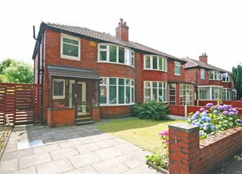 Thumbnail 3 bed semi-detached house for sale in Mauldeth Road, Withington, Manchester