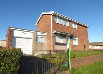 Thumbnail 3 bed semi-detached house for sale in Church Lane, Bedlington