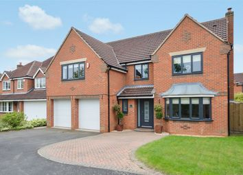 Thumbnail 5 bed detached house for sale in Wilmot Close, Balsall Common, West Midlands