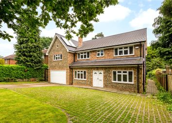 Thumbnail 7 bed detached house for sale in Chaldon Common Road, Chaldon, Surrey
