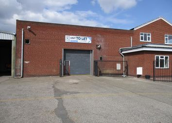 Thumbnail Light industrial to let in Unit 9 West Carr Business Park, West Carr Road, Retford