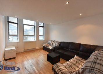 Thumbnail 3 bed flat to rent in Hainthorpe Road, London