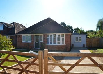 Thumbnail 3 bed detached bungalow for sale in Firs Road, Tilehurst, Reading, Berkshire