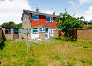 Thumbnail 3 bed semi-detached house for sale in Sawston, Cambridge, Cambridgeshire
