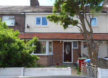 Thumbnail 3 bed terraced house to rent in Hurstmere Ave, Blackpool