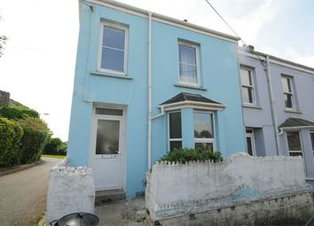 Thumbnail 1 bed end terrace house to rent in Penmere Hill, Falmouth