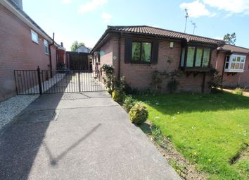 Thumbnail 3 bed bungalow for sale in Steadfolds Rise, Thurcroft, Rotherham