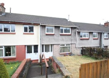 Thumbnail 3 bed terraced house for sale in Lewis Road, Greenock, Inverclyde