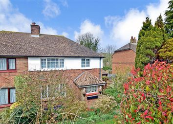 Thumbnail 3 bed semi-detached house for sale in Target Firs, Temple Ewell, Dover, Kent